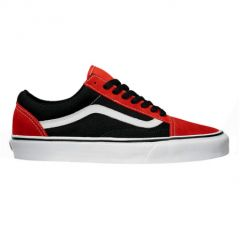VANS OLD SKOOL high risk red