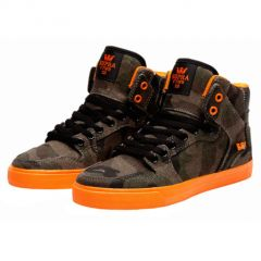 VAIDER camouflage orange SUPRA GIRL