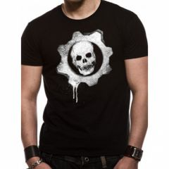 tshirt logo gears of war 3