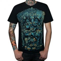 t shirt iron fist inerzone