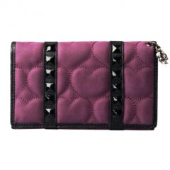 pochette iron fist scatter heart