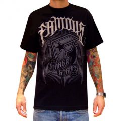 tee shirt Famous wing brigade
