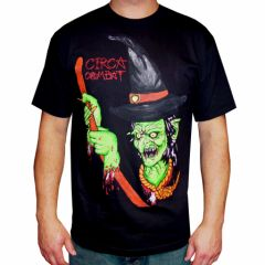 Tee shirt circa witch