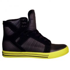 SKYTOP black yellow SUPRA