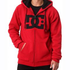 sweat dc jammer premium red