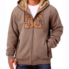 sweat dc premium marron